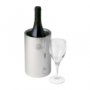 S/Steel Wine Bottle Cooler