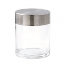 0.6 Ltr Acrylic Container & S/Steel Lid