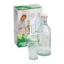 Jamie Oliver Water Bottle/ Glass Set