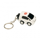 Toy Car On Keyring