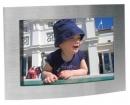ARC Brushed Silver Photo Frame