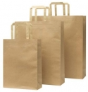 Paper Bag - Small-Natural