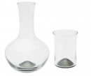 Executive Water Jug And Glass Set