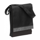 Vertical Leading Edge Satchel