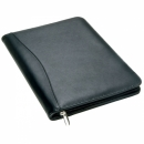 Bonded Leather A4 Compendium