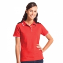 Ladies Poly Cotton Polo