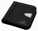 San Remo Leather CD/DVD Holder