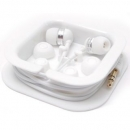 EARBUD SET IN CONVENIENT CARRY CASE