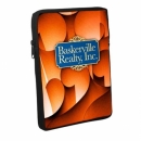 SUBLIMATED NEOPRENE IPAD SLEEVE WITH ZIPPER