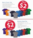 Champion T-Shirt Sale