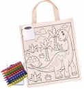 Colouring In Bag with Crayons by Seamless Merchandise