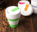 Collapsible Coffee Cup by Seamless Merchandise Eco Mugs