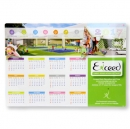 Exceed Fridge Magnet Calendar