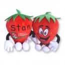 STAN Strawberry Plush Toy