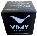 Vimy Resources Stress Cube